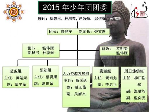 2015年少年团团委