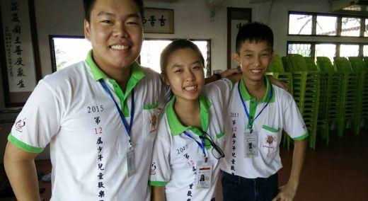 第十二届少年儿童欢乐营-报到日-